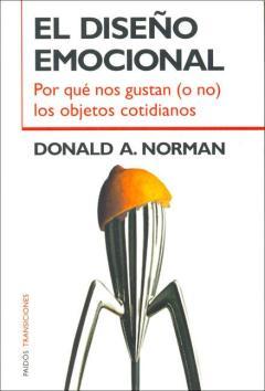 Diseño emocional – Donald A. Norman