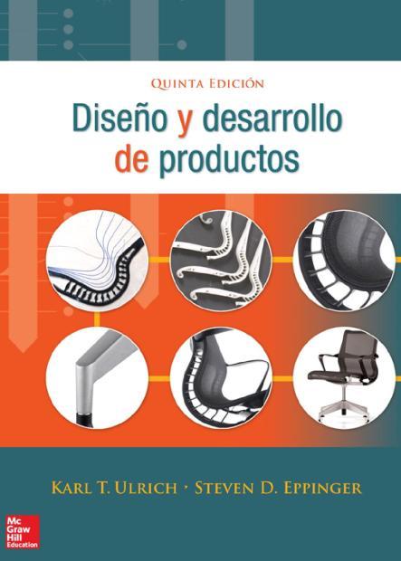 Product Design & Development – Ulrich & Eppinger