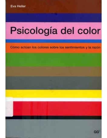 Psicología del color – Eva Heller